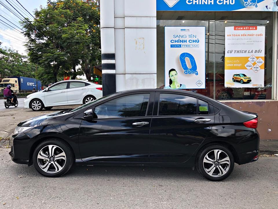 HONDA CITY 1.5AT 2016
