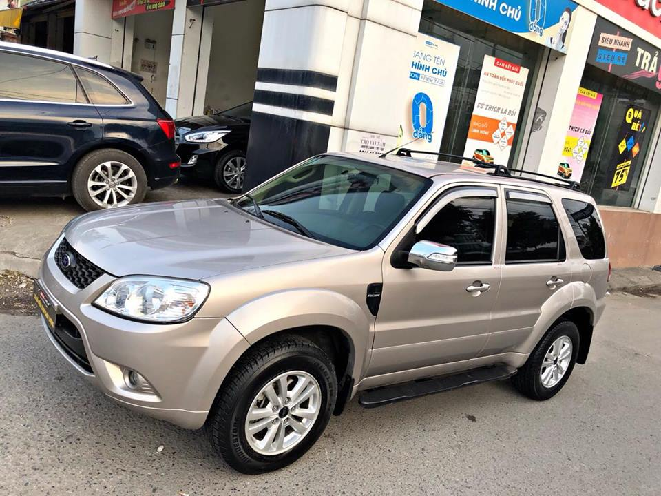 FORD ESCAPE 2.3AT 2013