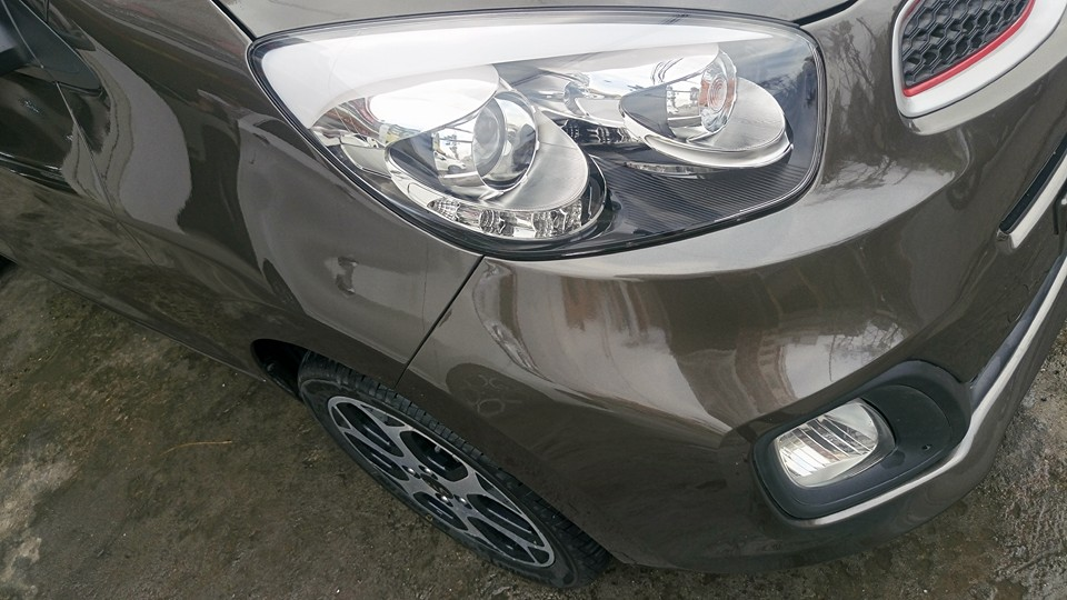 KIA MORNING SI 1.25MT 2015