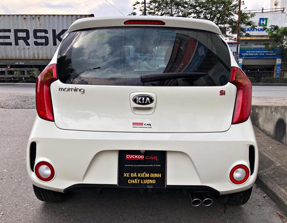 KIA MORNING SI 1.25 MT 2016