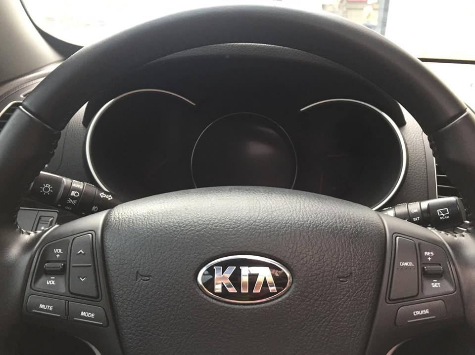KIA NEW SORENTO CRDI 2.2AT 2015