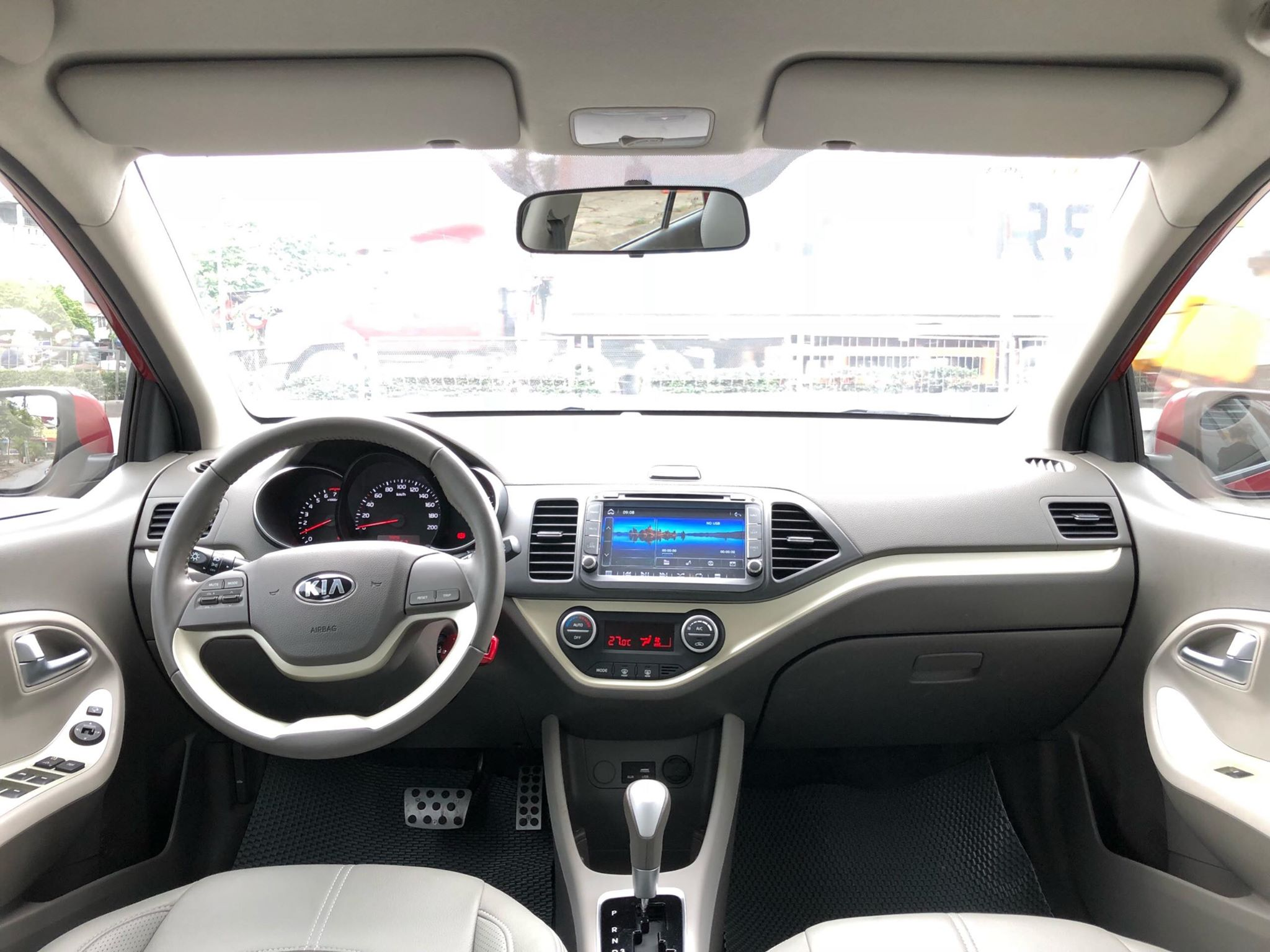 KIA MORNING SI 1.25AT 2017