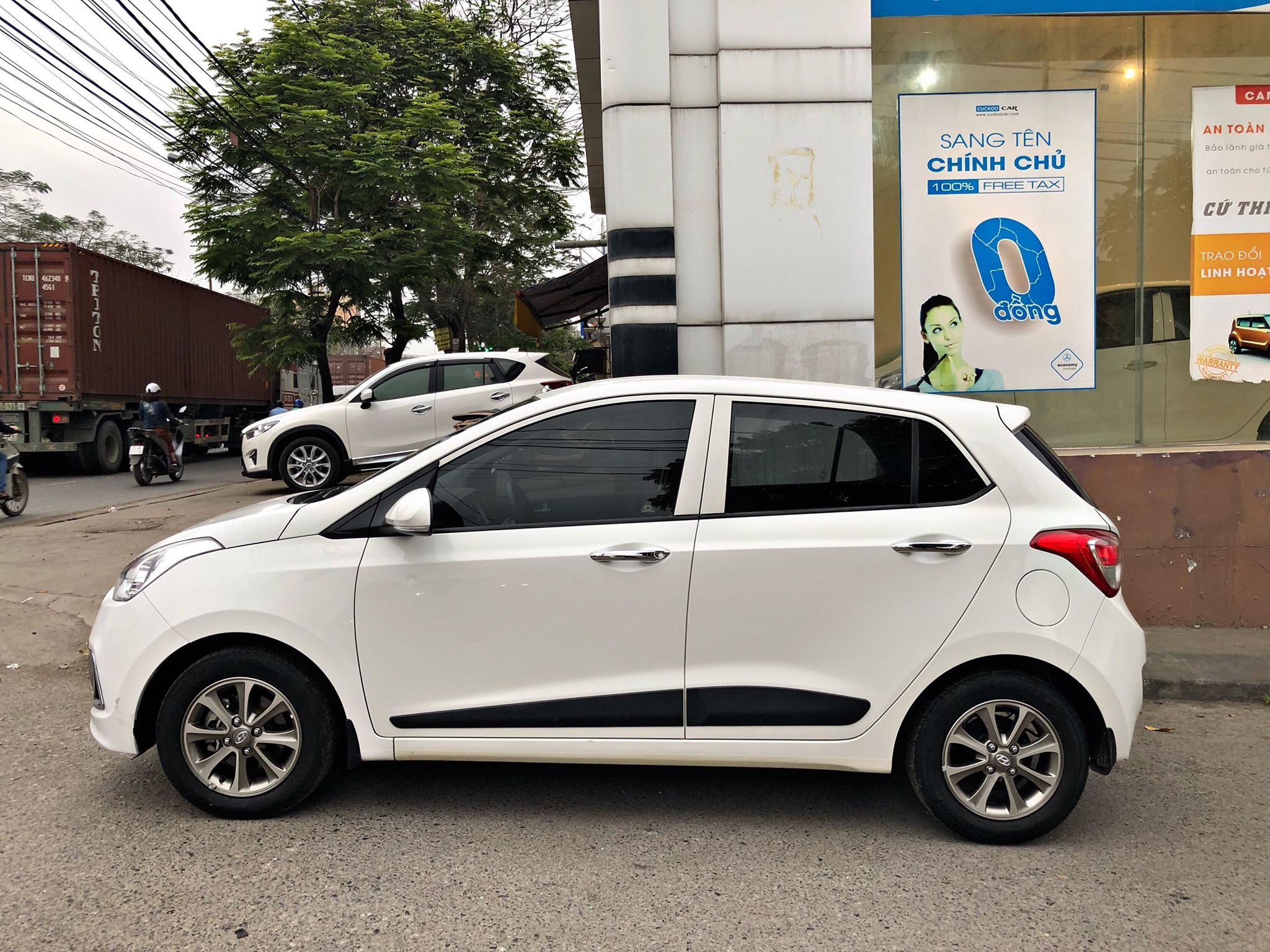 HYUNDAI I10 1.2AT 2014