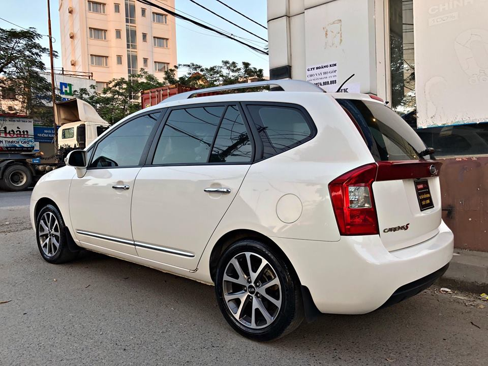 KIA CARENS S 2.0AT 2014