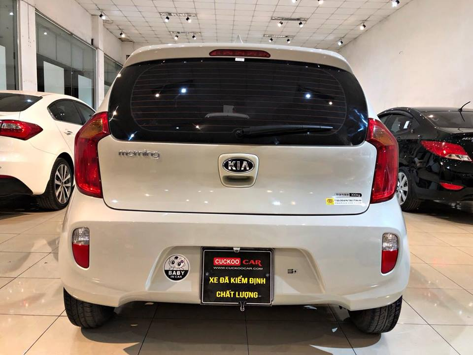 KIA MORNING VAN 1.25AT 2014
