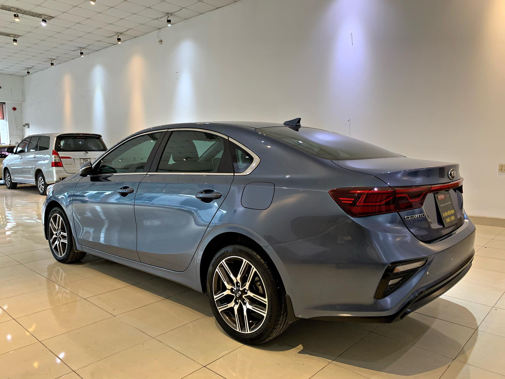 KIA CERATO LUXURY 1.6AT 2019