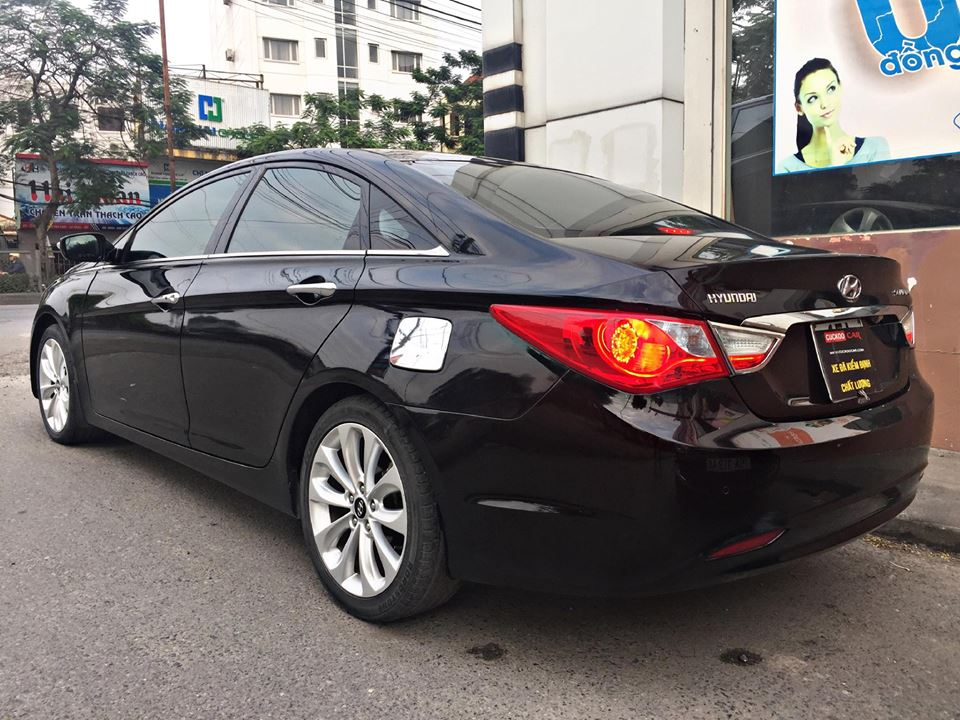 HYUNDAI SONATA 2.0AT 2011