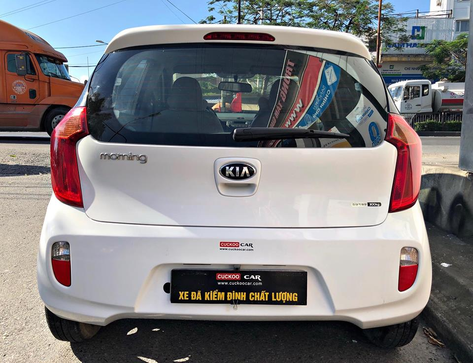 KIA MORNING VAN 1.0AT 2013