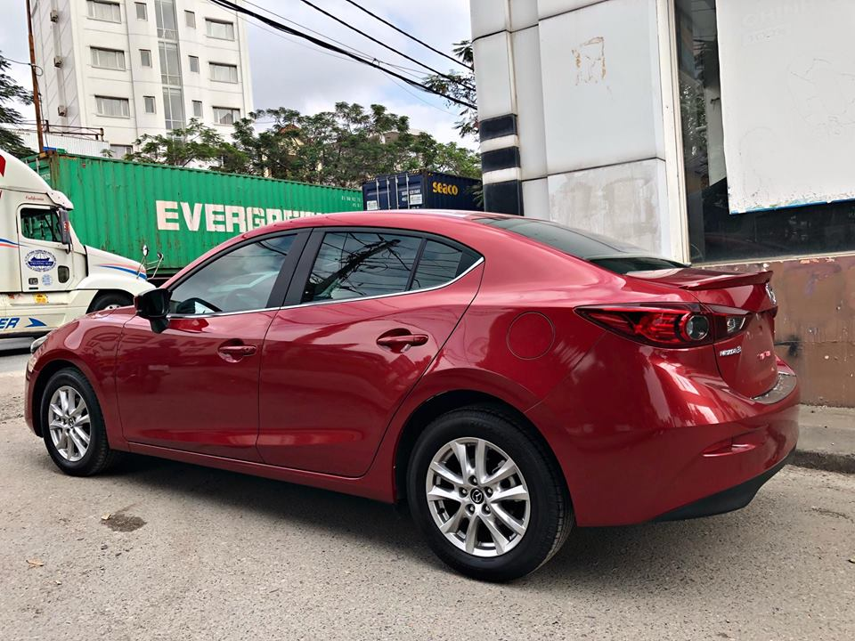 MAZDA 3 FACELIFT 1.5AT 2018