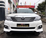 TOYOTA FORTUNER SPORTIVO 2.7AT 2016